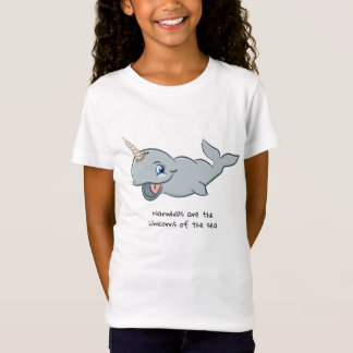 Narwhals are the Unicorns of the Sea tshirt