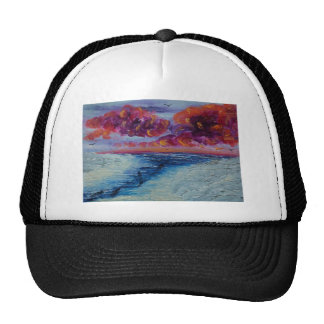 Narwhals in the Arctic Trucker Hat