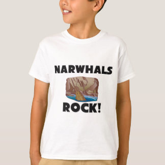 Narwhals Rock T-Shirt