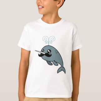 Narwhalstache T-Shirt