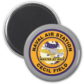 NAS - Cecil Field Refrigerator Magnet