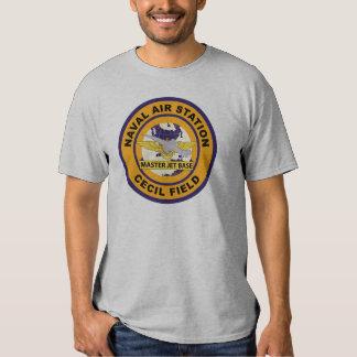 NAS - Cecil Field Tshirts