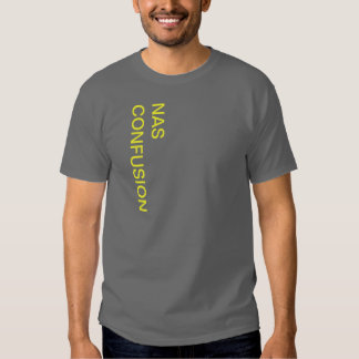 NAS CONFUSION Rockdale Sector Short Sleve Tee Shirts