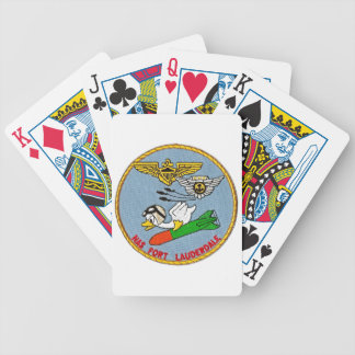 NAS Fort Lauderdale Bicycle Playing Cards