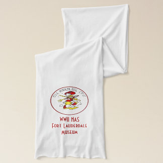 NAS Fort Lauderdale Museum Scarf