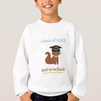 NAS graduation 2013 Sweatshirt