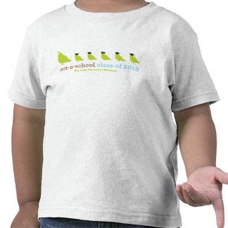 NAS graduation 2013 Toddler short sleeved t-shirt