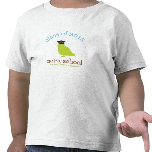 NAS graduation shirt Quail A