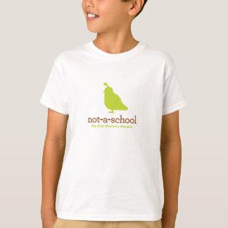 NAS tshirt with quail