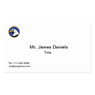 NAS Whidbey Island Business Cards