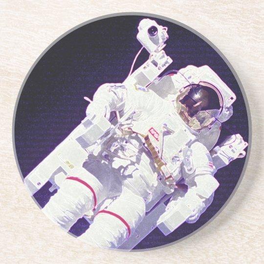 NASA Astronaut Coaster