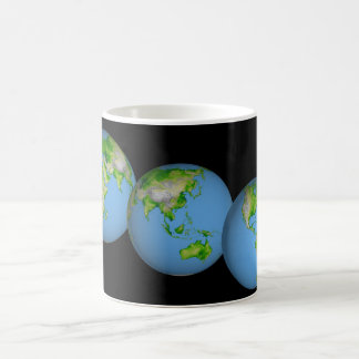 NASA / Earth Globe Coffee Mug