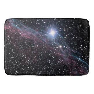 NASA ESA Veil nebula Bathroom Mat