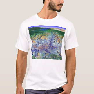NASA - Grand Canyon - 3D T-Shirt