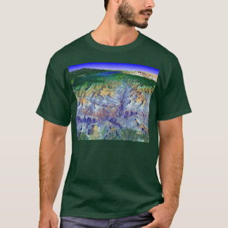 NASA Grand Canyon 3D T-Shirt