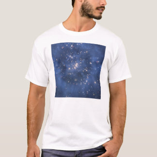 NASA - Hubble - Dark Matter Ring in Galaxy Cluster T-Shirt