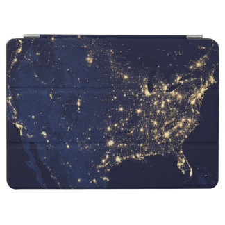 Nasa Lights from Space USA iPad Air Cover