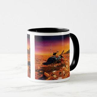 NASA Mars Polar Lander Artist Concept Artwork Mug