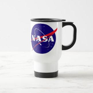 NASA Meatball Logo Stainless Steel Travel Mug