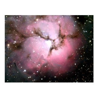 NASA Milky Way Stellar Stars SSC2005 Postcard