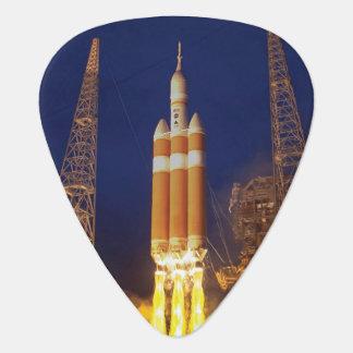 NASA Orion Spacecraft Rocket Launch Guitar Pick