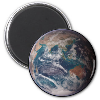 NASA Planet Earth Indian Ocean View Magnet