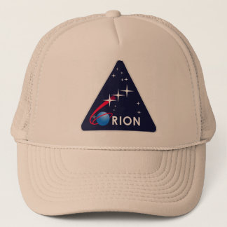 NASA Project Orion Logo  Trucker Hat