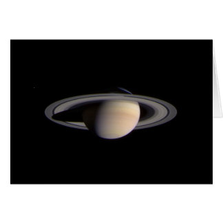 Nasa - Saturn Card