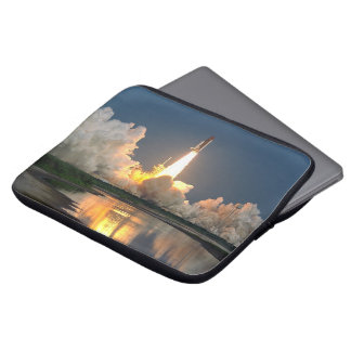 NASA Shuttle Launch Laptop Sleeve
