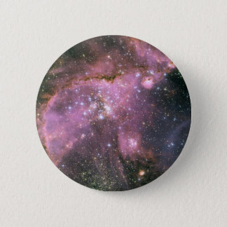 NASA - Small Magellanic Cloud 2 Inch Round Button