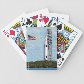 NASA Space Launch System Bicycle Playing Cards