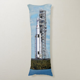 NASA Space Launch System Body Pillow