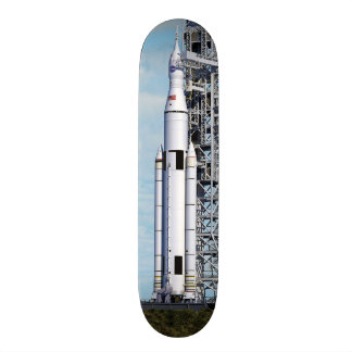 NASA Space Launch System Custom Skateboard