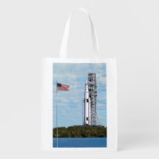 NASA Space Launch System Grocery Bag
