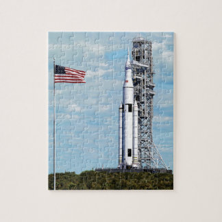 NASA Space Launch System Jigsaw Puzzles