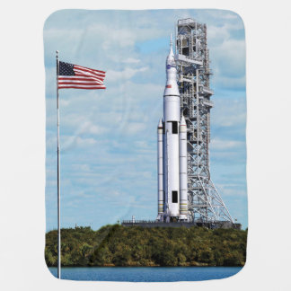 NASA Space Launch System Stroller Blankets