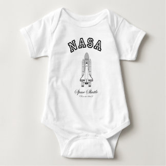 NASA Space Shuttle: Taxi to the Stars! Baby Bodysuit