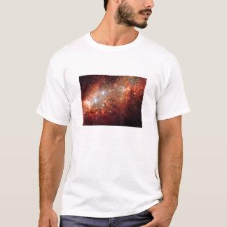 NASA - Supernova Bonanza in Nearby Galaxy NGC1569 T-Shirt