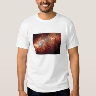 NASA - Supernova Bonanza in Nearby Galaxy NGC1569 T-shirts