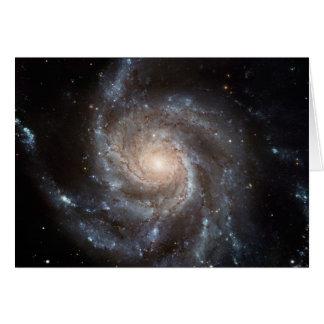 NASA: The Pinwheel Galaxy Card