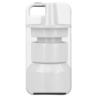 Nasal spray case for the iPhone 5