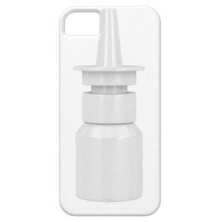 Nasal spray iPhone 5 case