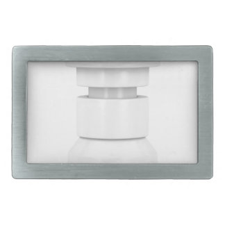 Nasal spray rectangular belt buckle