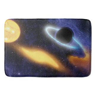 NASAs Black hole PIA01884 Bath Mat