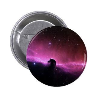 NASAs Horsehead Nebula 2 Inch Round Button
