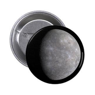 NASAs Mercury 2 Inch Round Button