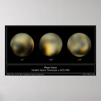 NASAs Pluto Poster
