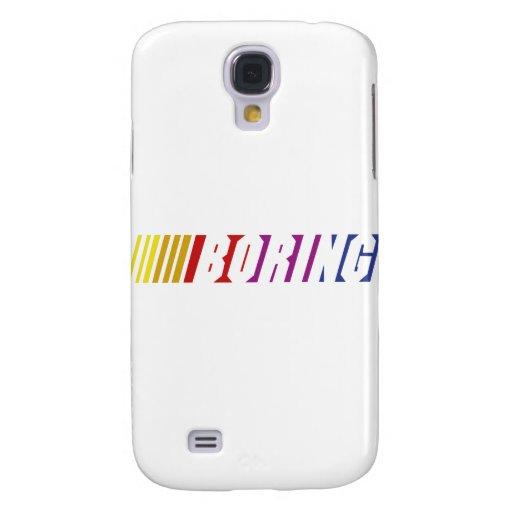 Nascar Boring Galaxy S4 Covers