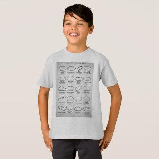 Nascar Race Tracks T-Shirt