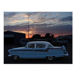Nash at Sunset Postcard